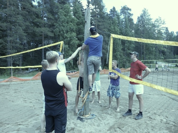 Talkoot beach volley kopio